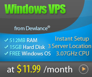 Windows VPS banners